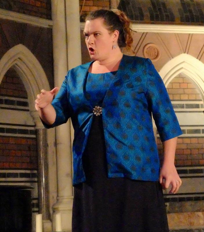 Rhonda Browne in Concert